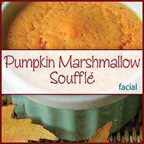 Pumpkin Latte Facial