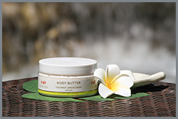 Pure Fiji Coconut Lime Blossom Body Butter